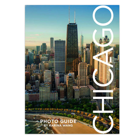 Chicago Photo Guide - Paperback Book
