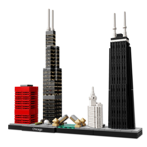 Chicago Skyline LEGO® Set