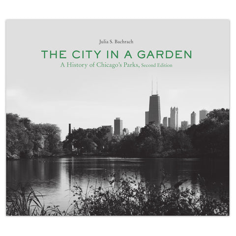 The City in a Garden - Paperback Book