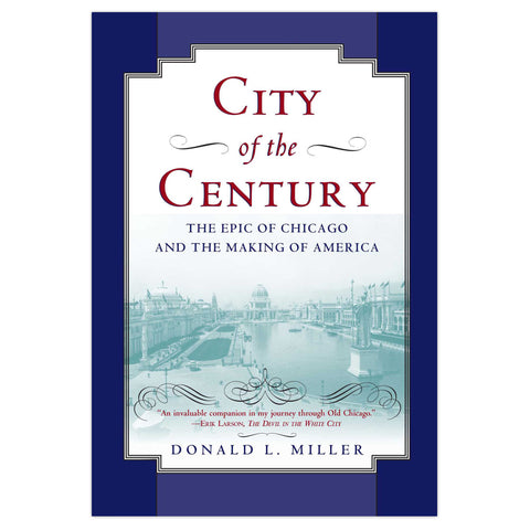 City of the Century - Paperback Book