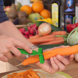 Close Shave Vegetable Peeler