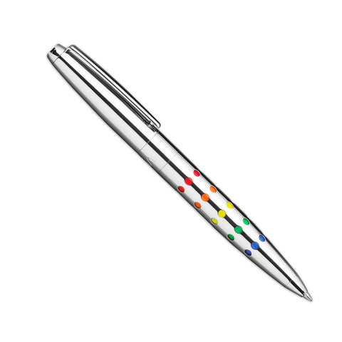 Color Dot Ballpoint Pen
