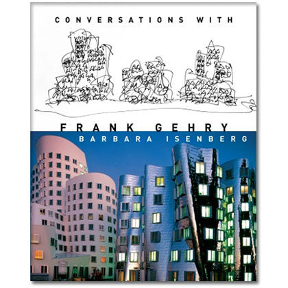 Conversations with Frank Gehry  - Hardcover Book