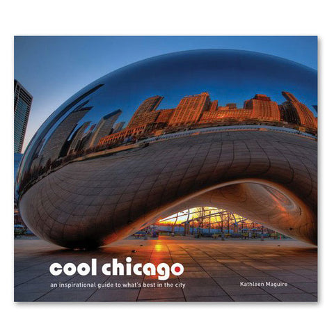 Cool Chicago - Hardcover Book