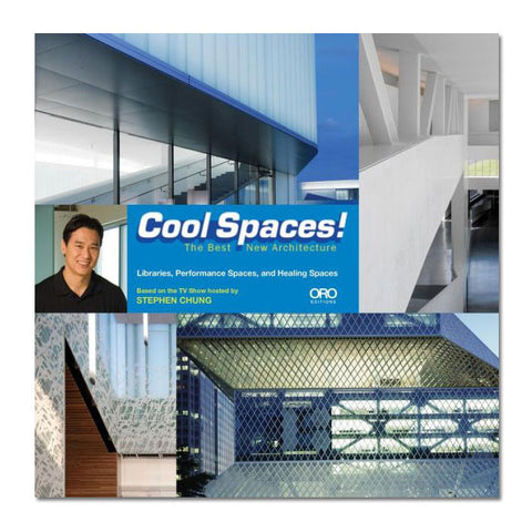 Cool Spaces - Paperback Book