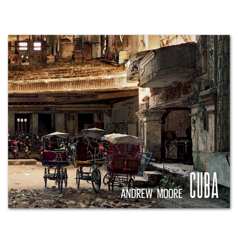 Andrew Moore: Cuba - Hardcover Book