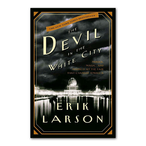 Devil In The White City - Paperback Book