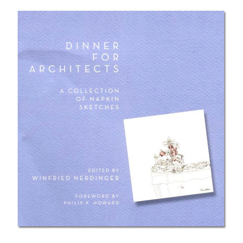 Dinner for Architects - Paperback Book