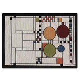 Frank Lloyd Wright Coonley Playhouse Placemat