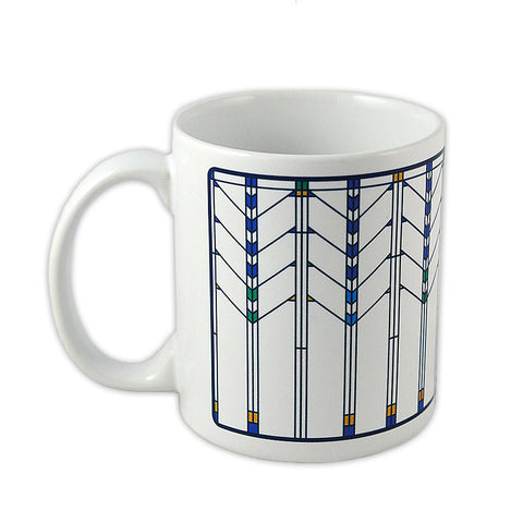 Frank Lloyd Wright Ennis House Mug