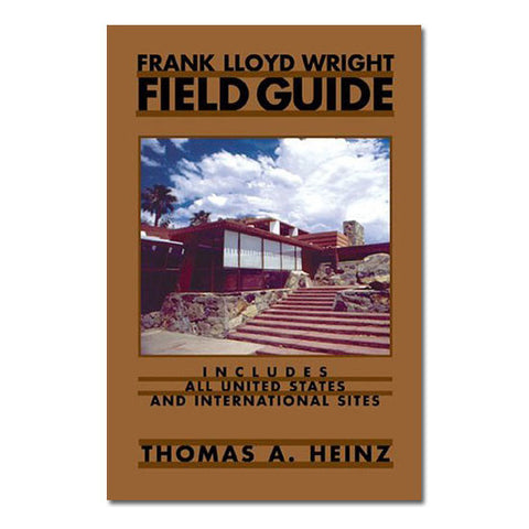 Frank Lloyd Wright Field Guide - Paperback Book