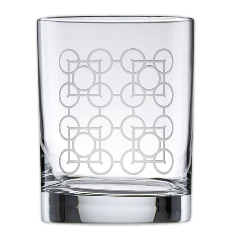 Frank Lloyd Wright Luxfer Prism Glass Tumbler