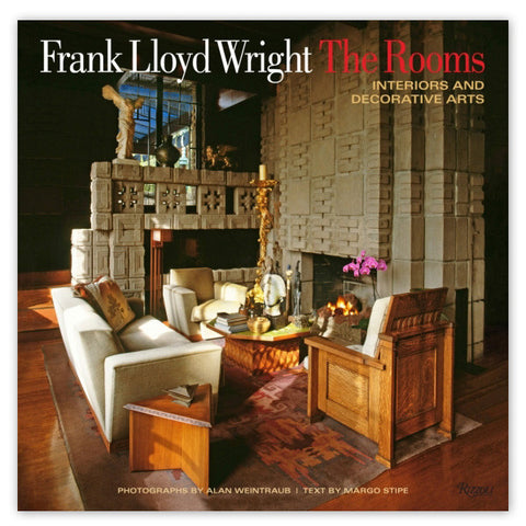 Frank Lloyd Wright: The Rooms - Hardcover Book
