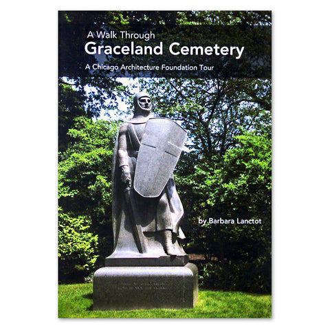 A Walk Through Graceland Cemetery Tour - Paperback Book