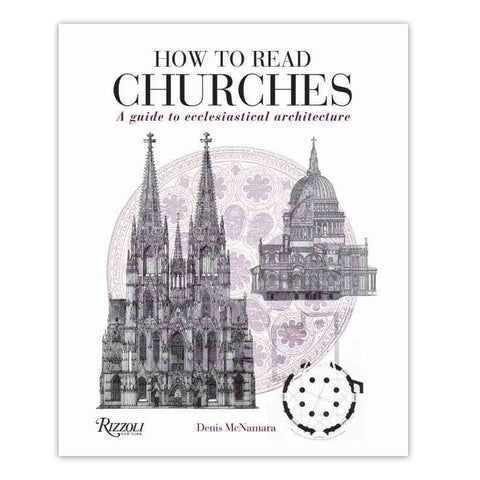 How to Read Churches - Paperback Book