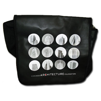 CAF Icon Messenger Bag