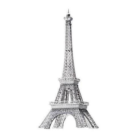 Eiffel Tower - 3D Metal Model Kit