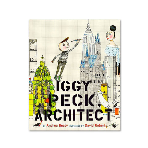 Iggy Peck, Architect - Hardcover Book