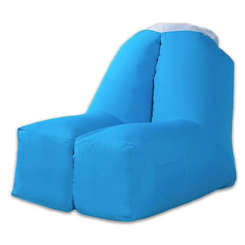 Inflatable Lounge Chair - Blue