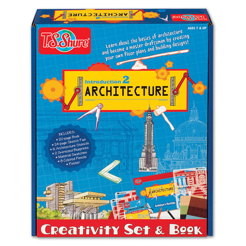 Introduction 2 Architecture - Creativity Set and Book