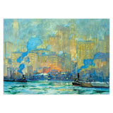 Jonas Lie Holiday Cards - Box Set of 16