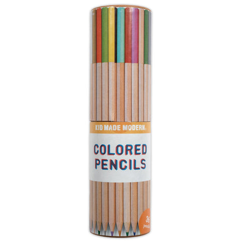 Colored Pencils - 36 Piece Set