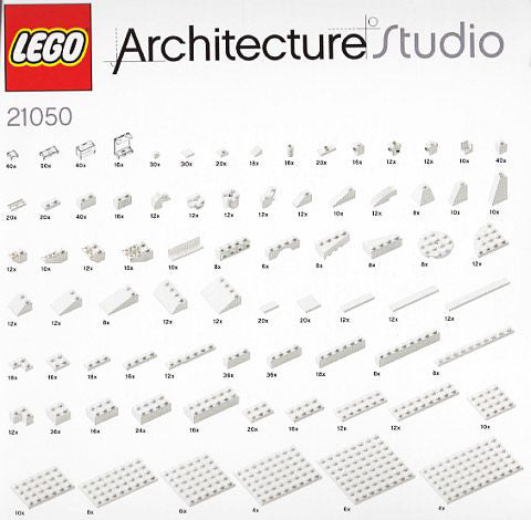 LEGO Architecture Studio Set Chicago
