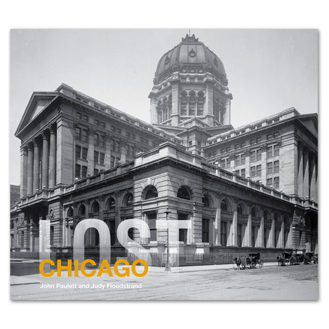 Lost Chicago Hardcover Book Chicago Architecture Foundation Shop