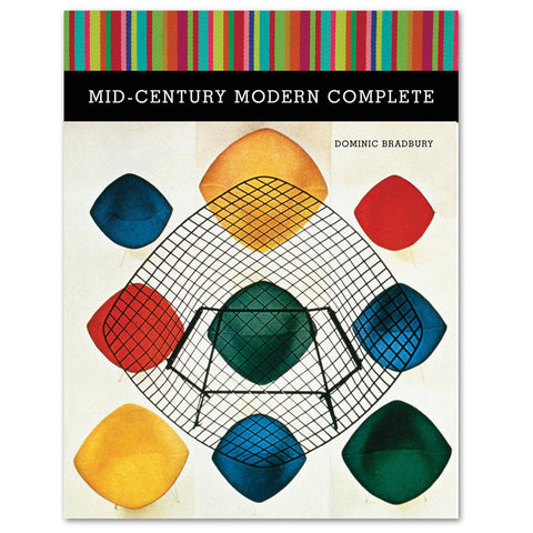 Mid-Century Modern Complete - Hardcover Book