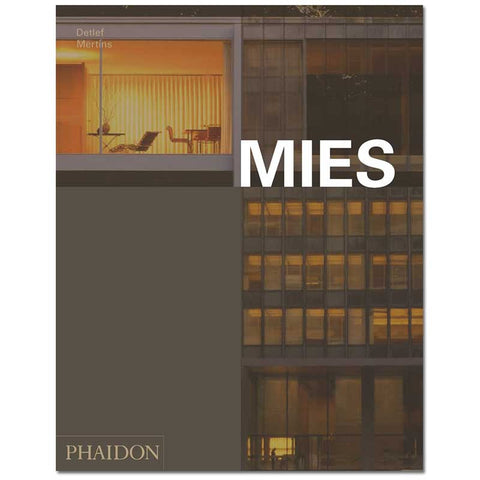 Mies - Hardcover Book
