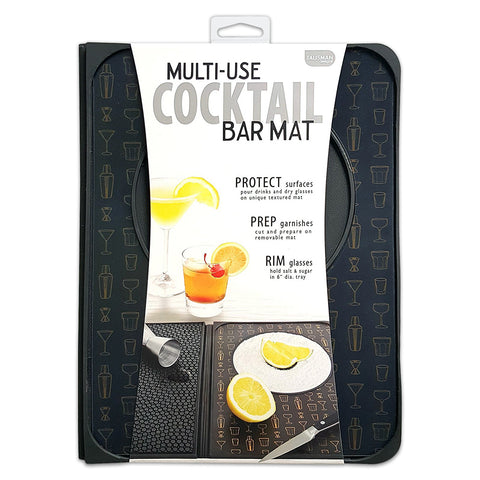 Multi-Use Cocktail Bar Mat