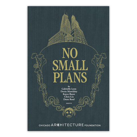 No Small Plans: Graphic Novel - Pre-order