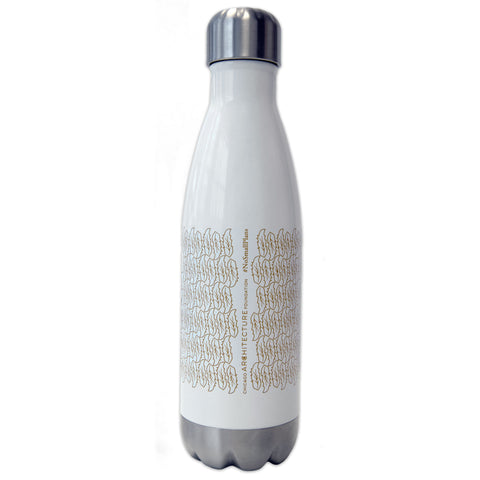 No Small Plans Stainless Steel Thermal Bottle