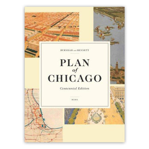 Plan of Chicago - Paperback Book