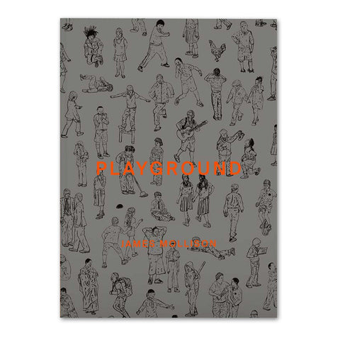 Playground - Hardcover Book
