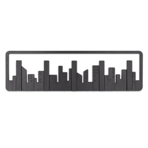Skyline Wall Hook in Black
