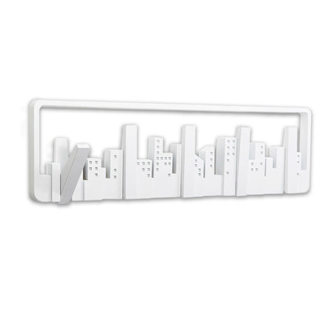 Skyline Wall Hook in White