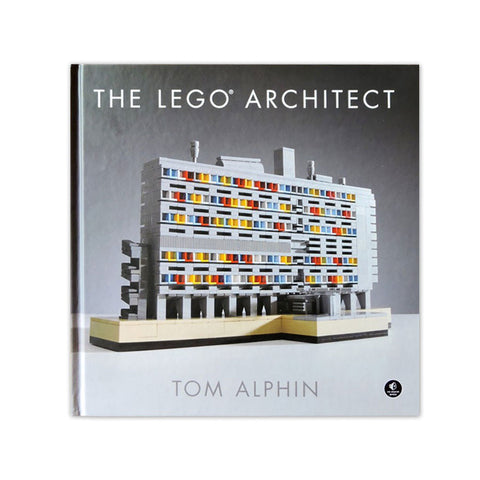 The LEGO Architect - Hardcover Book