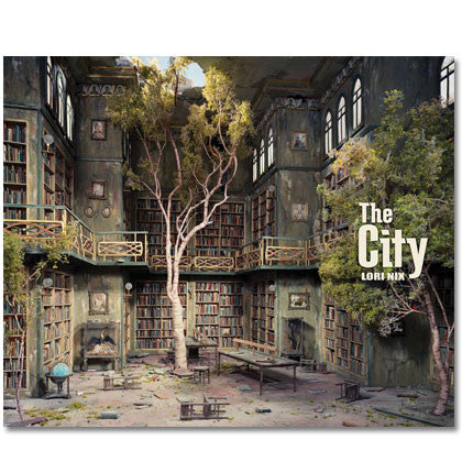The City - Hardcover Book