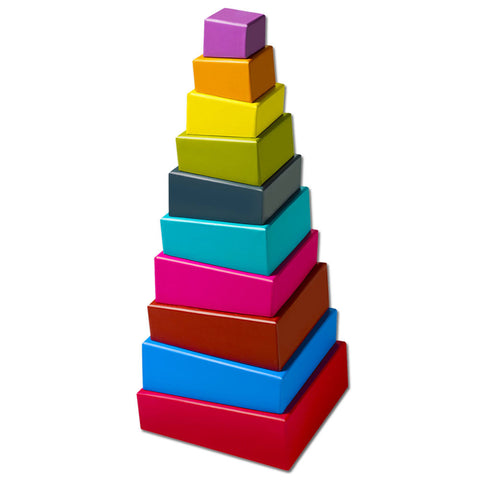 Topsy Turvy Stacking Blocks