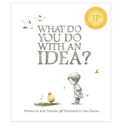 What Do You Do With an Idea? - Hardcover Book