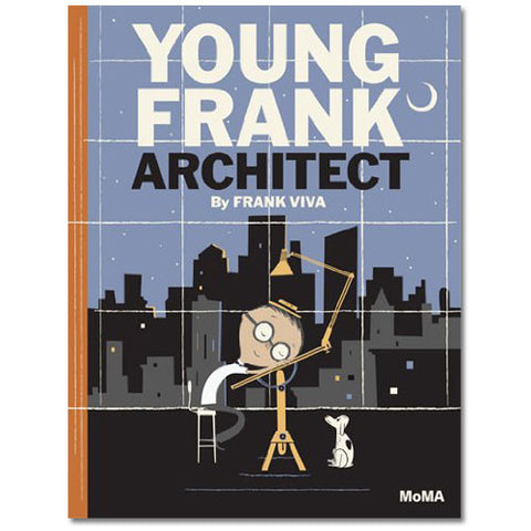 Young Frank, Architect - Hardcover Book