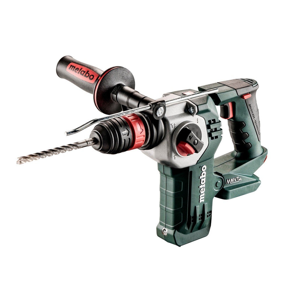 Metabo 18V 3 Mode Rotary Hammer Drill KHA 18 LTX BL 24 Quick (tool only) 600211890