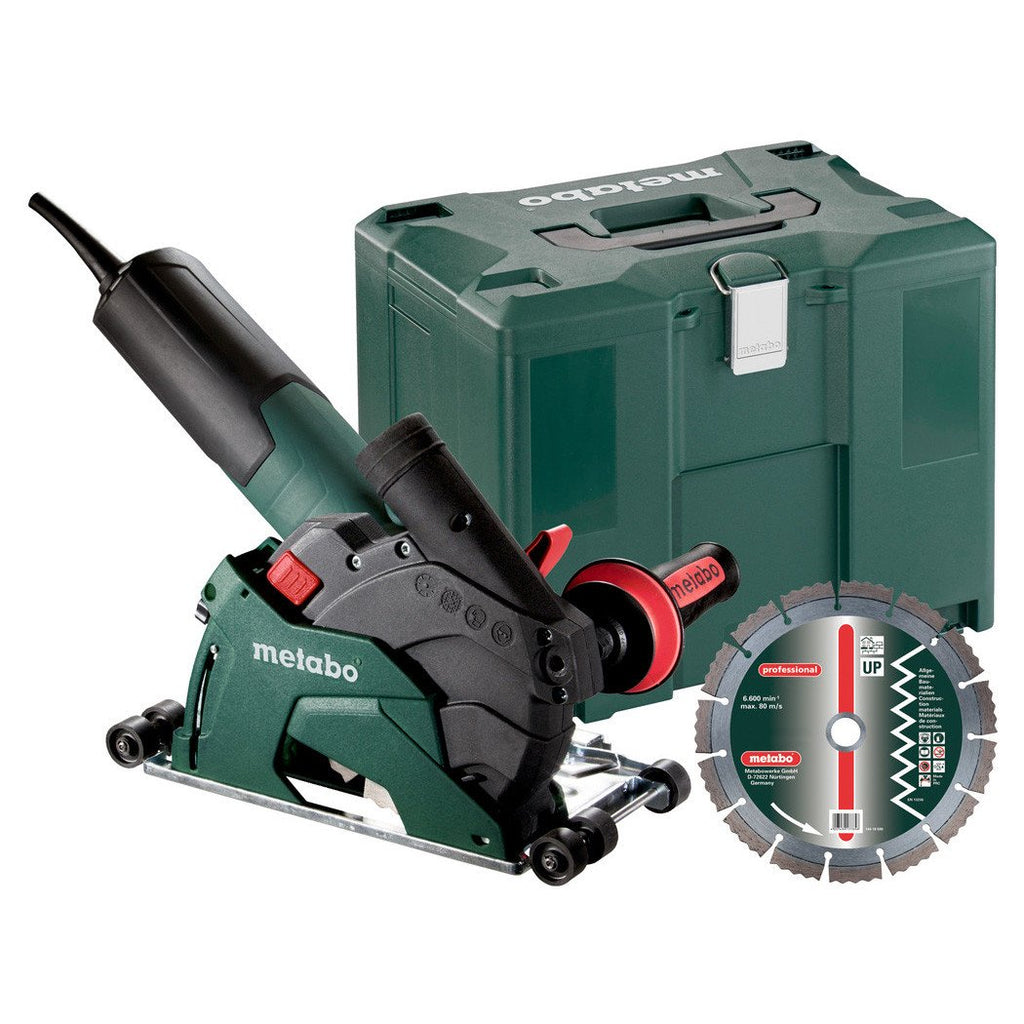 Metabo 125mm Diamond Cutting System 600408510