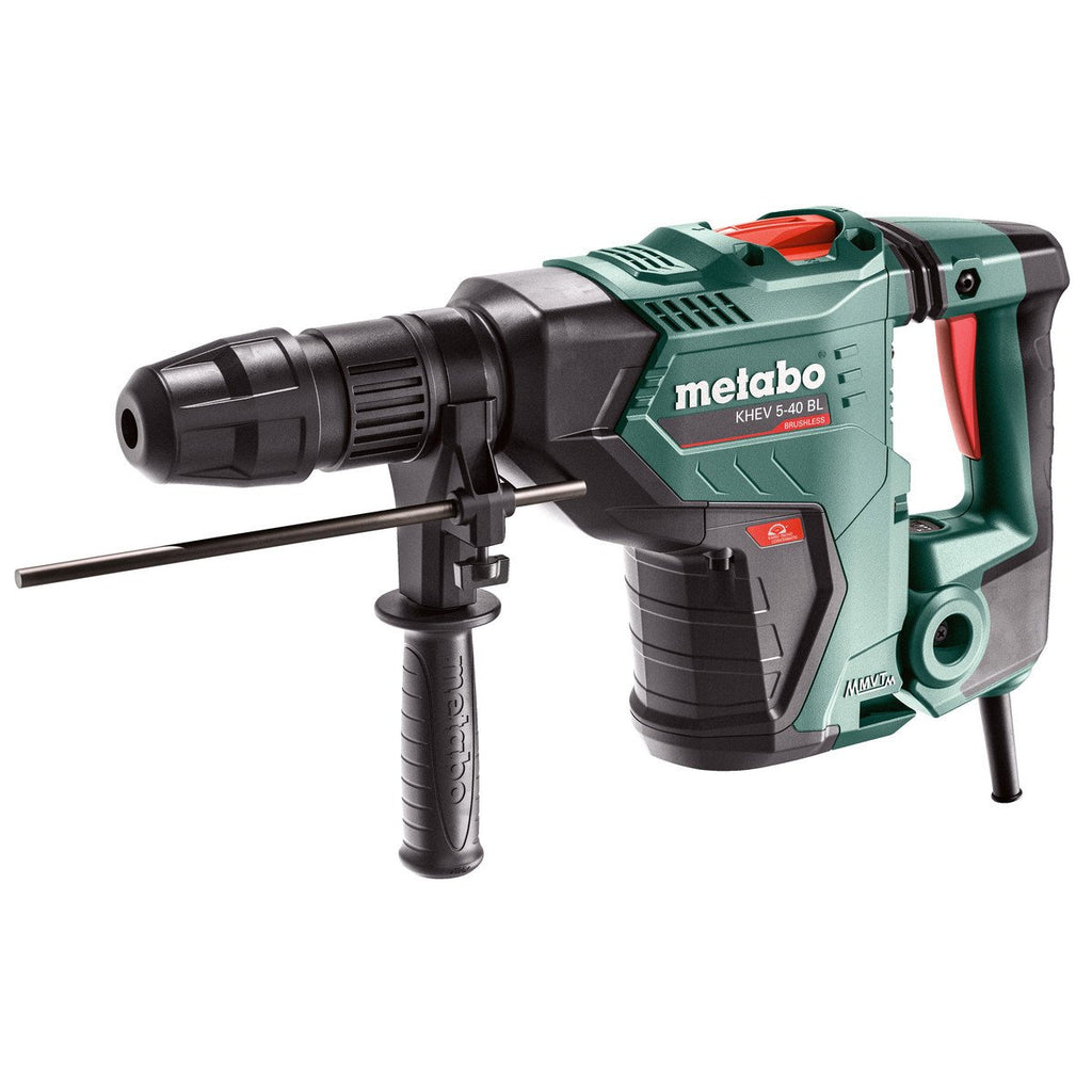 Metabo 1150W Electronic Combination Hammer KHEV 5-40 BL 600765500