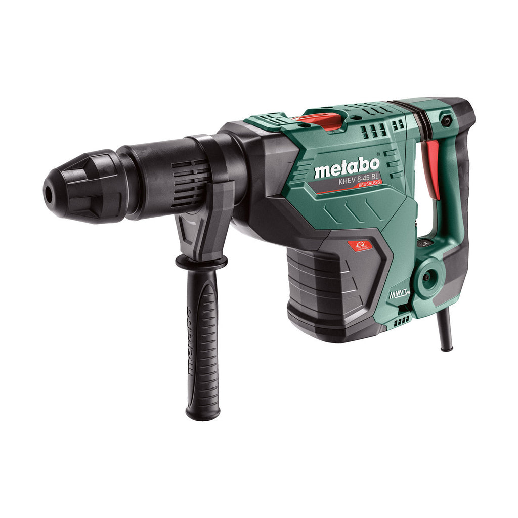 Metabo 1500W Electronic Combination Hammer KHEV 8-45 BL 600766500