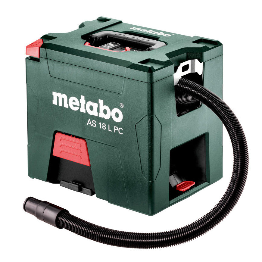 Metabo 18V Vacuum Cleaner AS 18 L PC (tool only) 602021850
