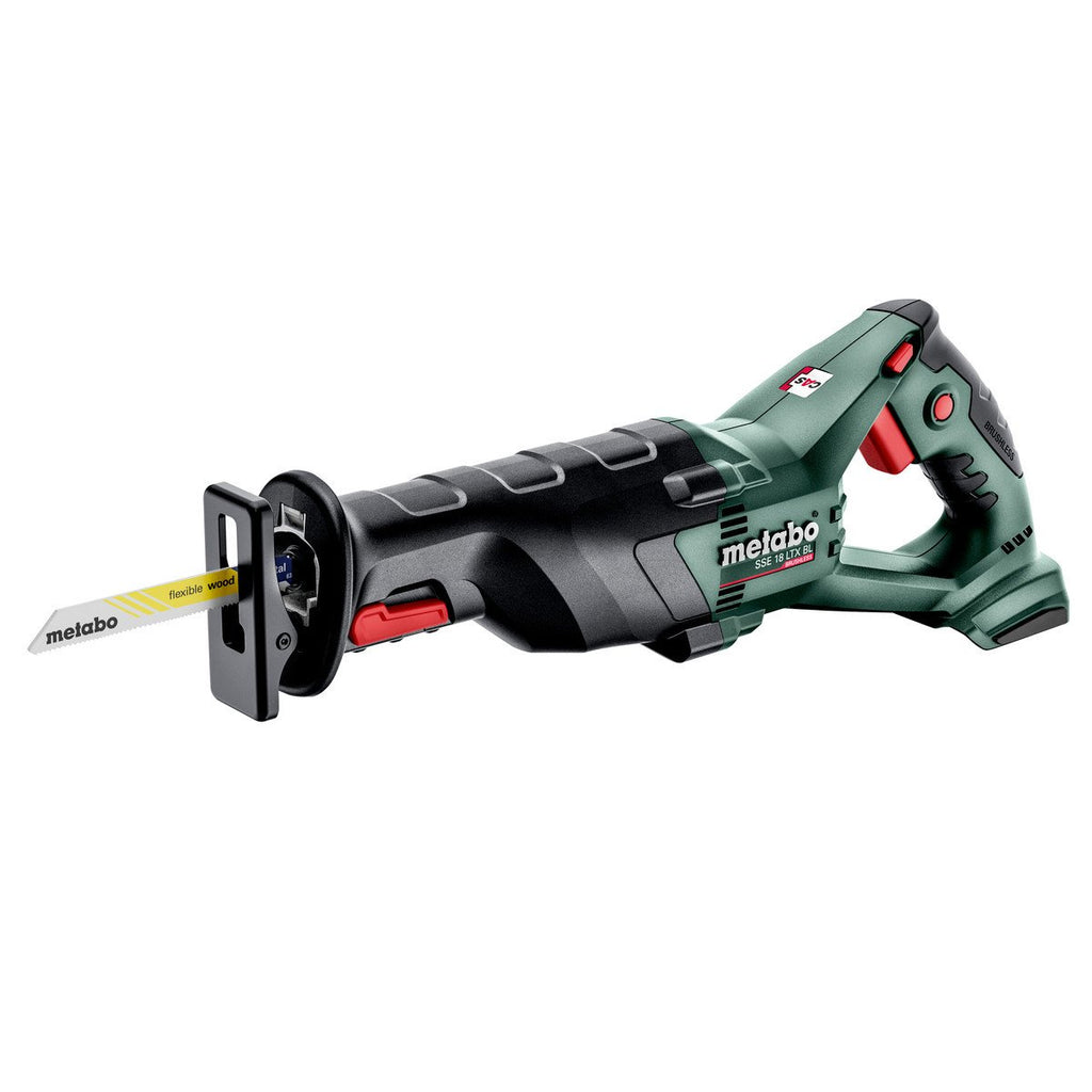 Metabo 18V Sabre Saw SSE 18 LTX BL (tool only) 602267850