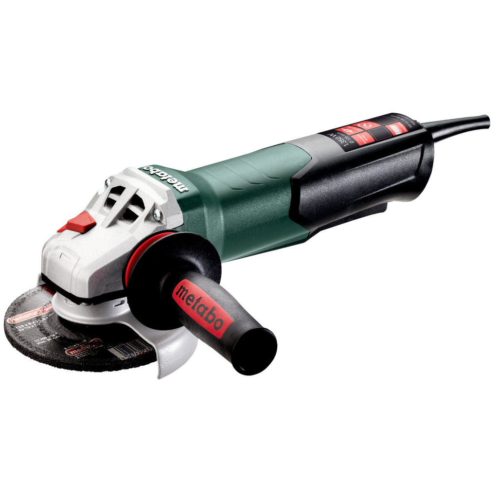 Metabo 1350W 125mm Angle Grinder WP 13-125 QUICK 603629190