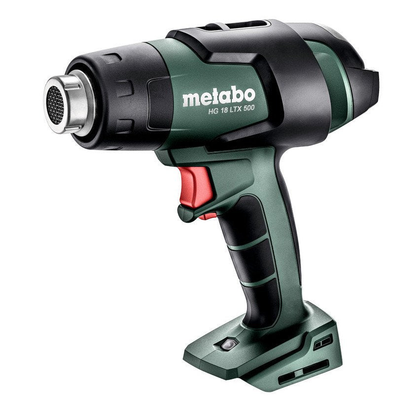 Metabo 18V Cordless Hot Air Gun HG 18 LTX 500 (tool only) 610502850